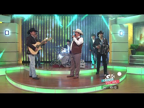 Gente Regia - Lalo Mora canta con Los Herederos de Nuevo León