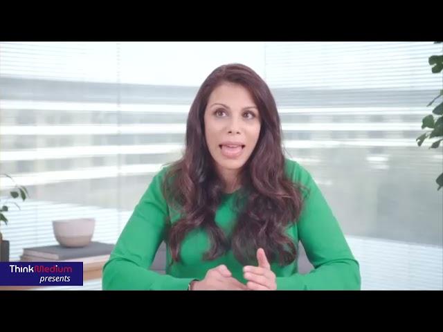 The Mindset for Career Success | Sumbul Desai, VP, Health, Apple