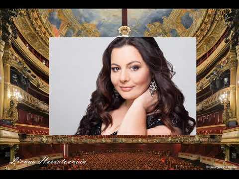 "Lianna Haroutounian sings Adriana Lecouvreur "" Poveri fiori"""