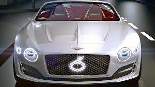 Bentley EXP 12 Speed 6e – Features, Interior, Exterior [YOUCAR]