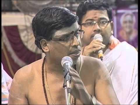 Udayalur Kalyanaraman - SAT Night Bhajan begins..Alangudi Radhakalyanam - 2013