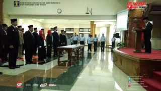 Perubahan Nomenklatur, Sejumlah Pejabat Mendapat Tugas Baru