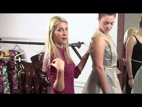 Learn to Fit with Melissa Watson: McCall's M6989 Dress