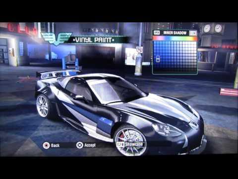 Need For Speed Carbon: Cross' Corvette Tutorial