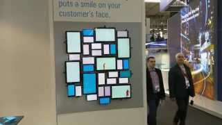 Multisplay Multi-Display Video Wall for Android