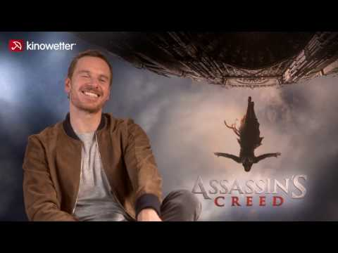 Interview Michael Fassbender ASSASSIN'S CREED