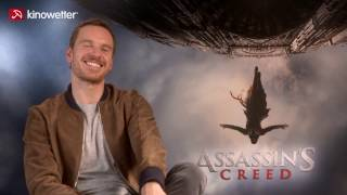 Baixar Interview Michael Fassbender ASSASSIN'S CREED