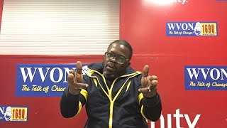 Watch The WVON Morning Show...Fire Forrest!