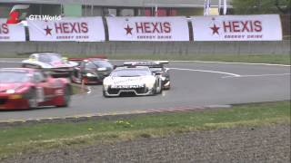 GT1-LIFE Tomas Enge Talks Overtaking with Hailey Coxon