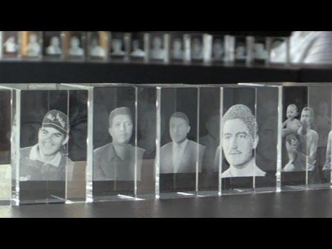 Familiares homenajean a desaparecidos del conflicto en Colombia