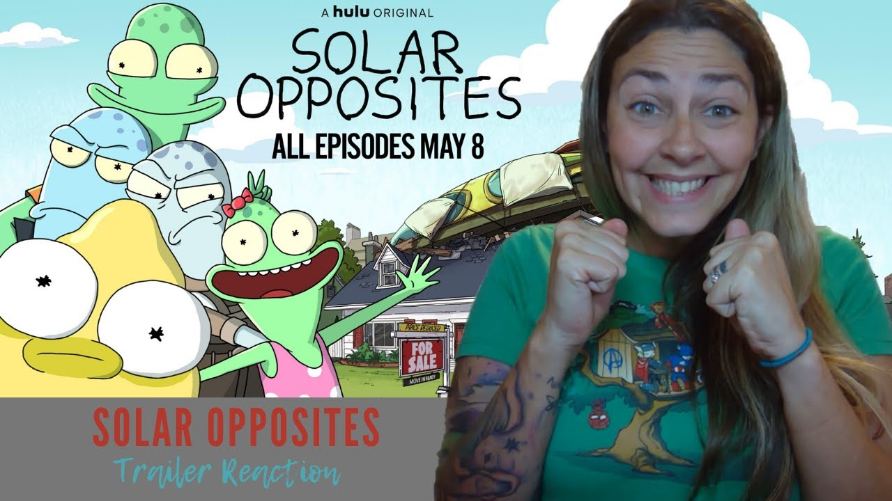 What To Expect From Solar Opposites Season 2
