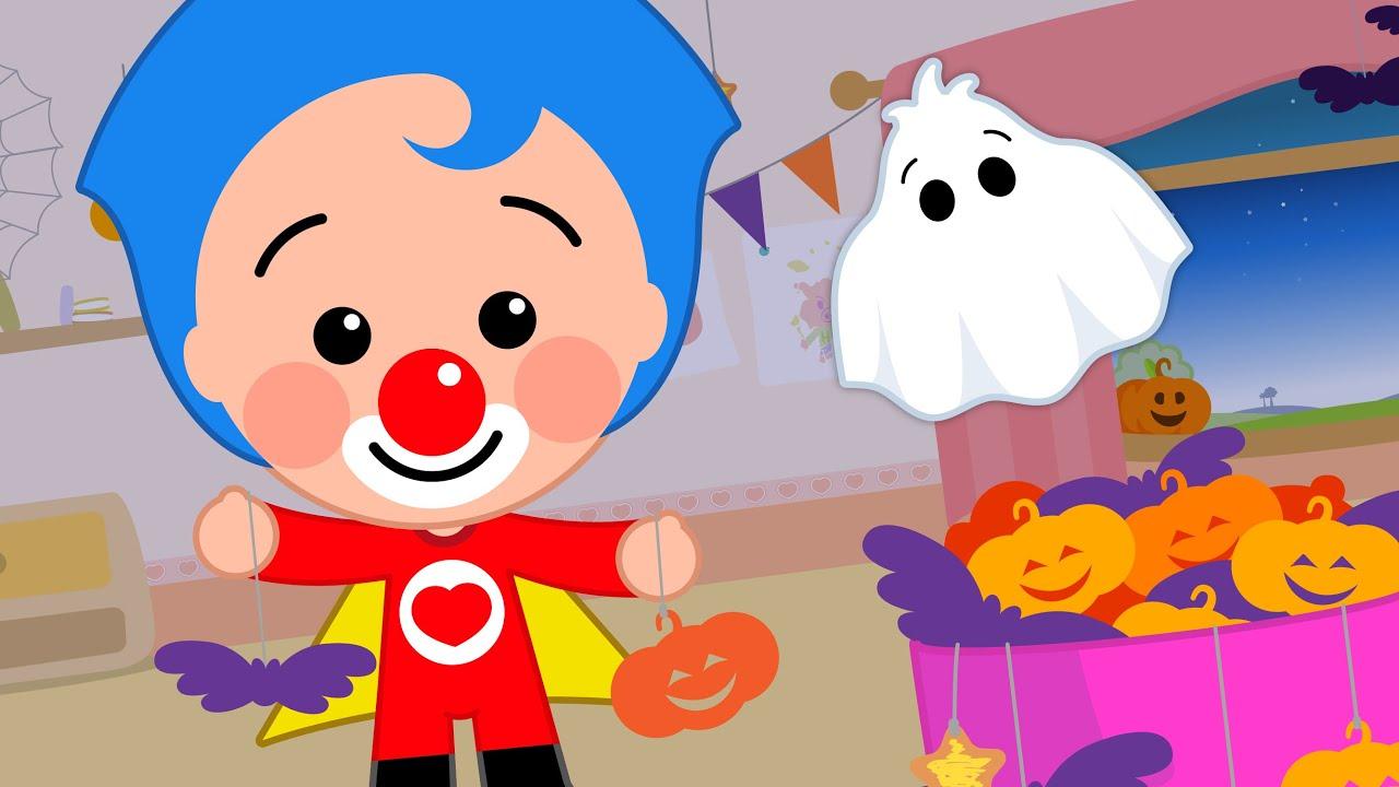 El Fantasma Hace Boo - Plim Plim - Caciones de Halloween | El Reino Infantil
