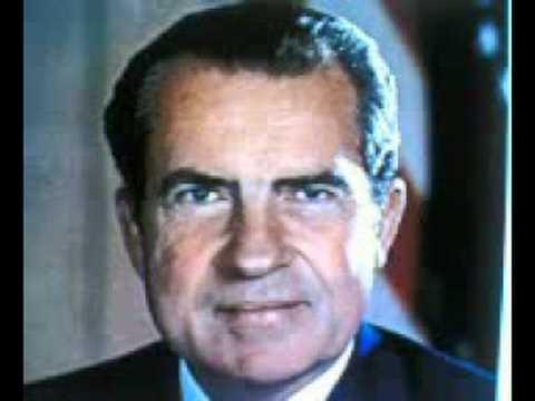 Richard Nixon-1968 Convention Speech