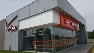 """Verizon Louisville Kentucky """"Smart Store"""" Walkthrough and Review"""