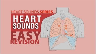 Complete Heart Sounds In 7 minutes - with Heart Sounds Audio thumbnail