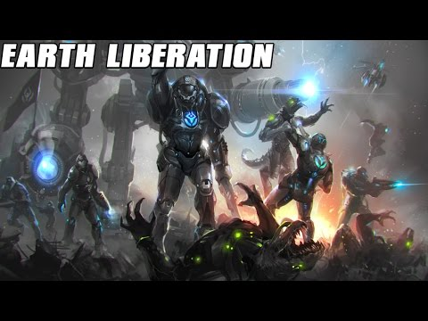 Earth Liberation Gameplay |