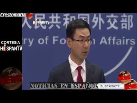 China amenaza a USA - Ultimas noticias de USA