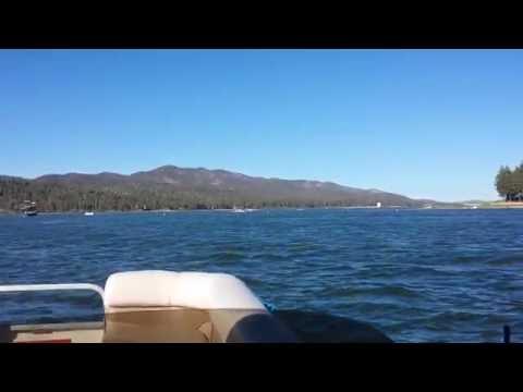 Pontoon Boat ride