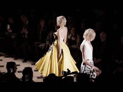 Julien Fournie | Haute Couture Spring Summer 2017 Full Show | Exclusive