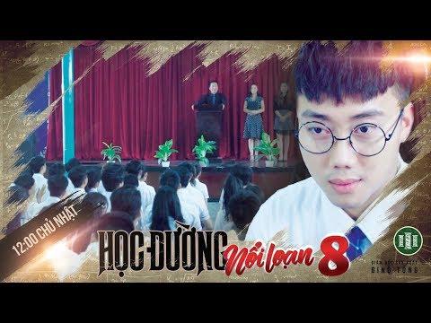 PHIM CẤP 3 - Phần 8 : Trailer 04 | Phim Học Sinh Giang Hồ 2018 | Ginô Tống, Kim Chi, Lục Anh