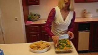 Betty's Festive Mexican 7-layer Dip
