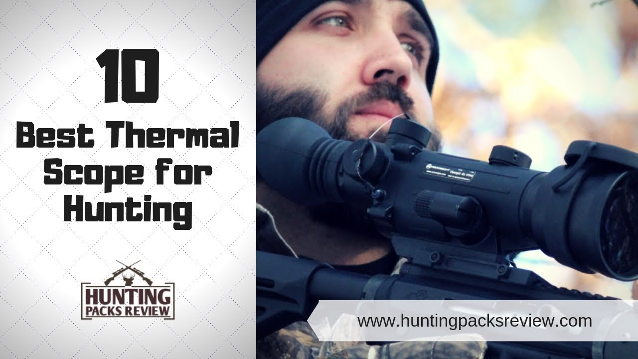 The 10 Best Thermal Scope for Hunting in 2019