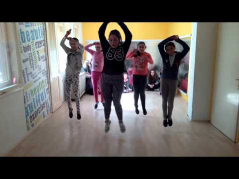 Banana Boat Song | Dance Routine for Kids
