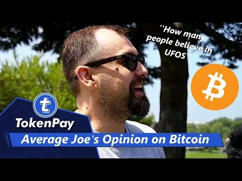 #2 Average Joe's Opinion on Bitcoin