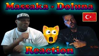Massaka - Dolunay - Turkish Rap Reaction