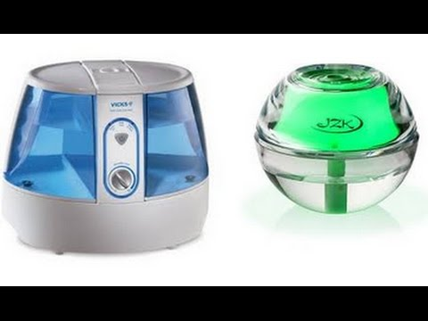 Reviews: Best Humidifier For Allergies 2017