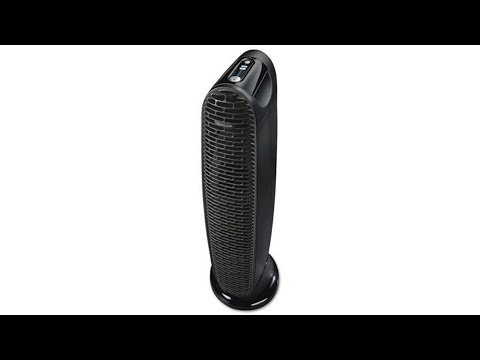 Honeywell QuietClean Tower Air Purifier with Permanent Filters (HFD230BV1)