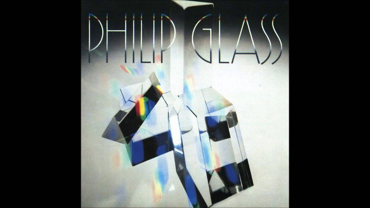 2bfb07ff1674 Philip Glass - Glassworks (complete) - YouTube