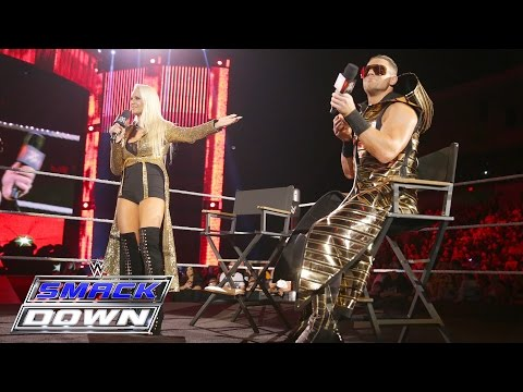 """Miz TV"" kicks off SmackDown with Maryse: SmackDown, April 14, 2016"