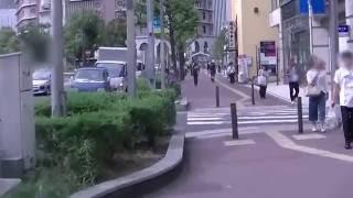梅田OSビル、大阪・夜行高速バス乗り場、降り場から御堂筋線改札口(地下鉄御堂筋線梅田駅南改札口)まで歩いてみました。地方から大阪に夜行バスで来られる方は参考にどうぞ!!