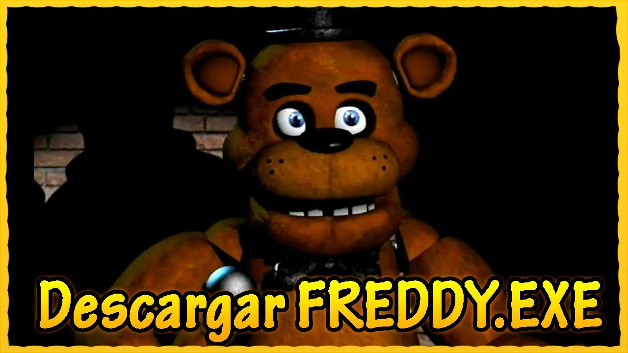 Freddy exe 1link descarga de five nights at freddy s youtube