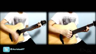 Cold Cherry (차가운 체리) - Growing Pains 2 (성장통 2) [The Heirs OST] Guitar Cover