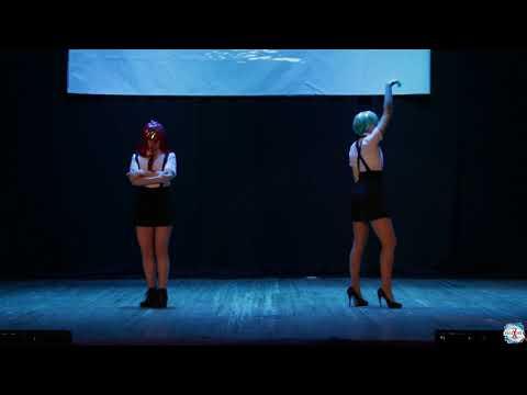 Киноварь, Фосфофиллит - Страна самоцветов (Групповое дефиле) - CROSSxOVER 2019