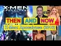 X-Men: Apocalypse Actor & Actress Then and Now - Movies and Real - 2011 to 2017 - Actors Real Names
