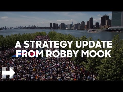 Campaign Strategy Update | State of the Race with Robby Mook | Hillary Clinton