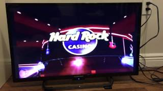 Hard Rock Casino Game Footage
