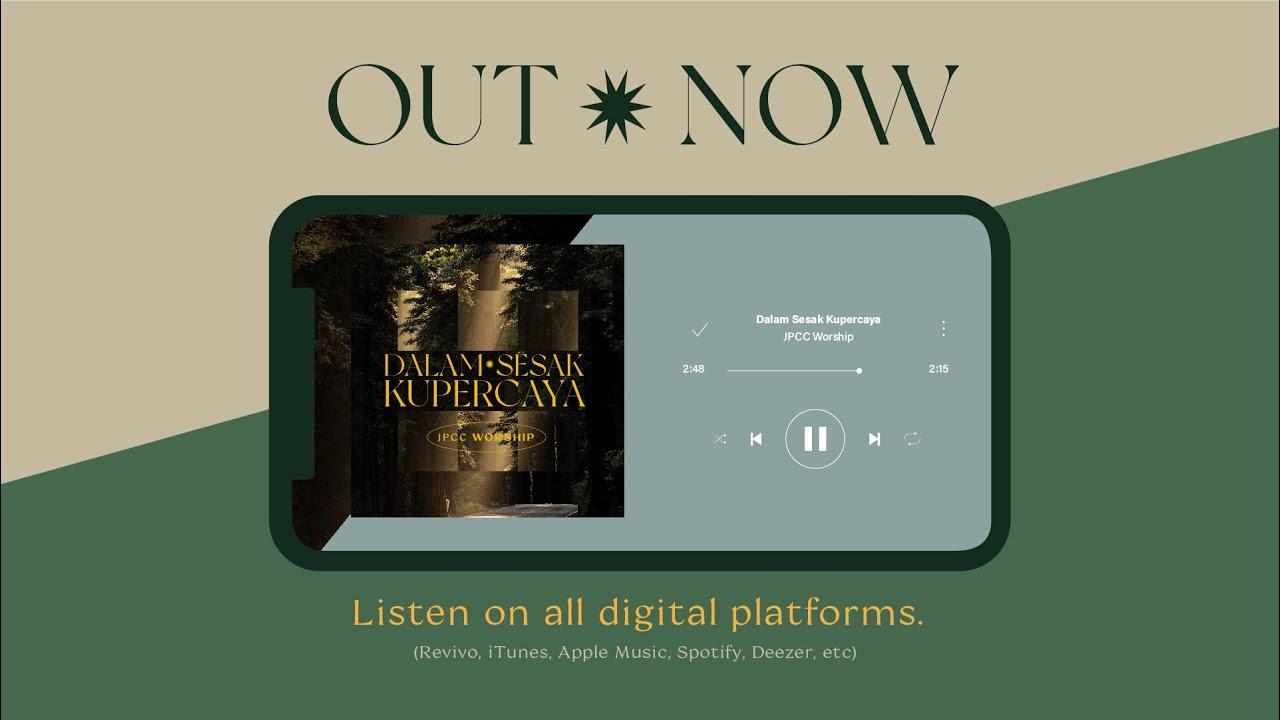 Dalam Sesak Kupercaya (Official Audio Video) - JPCC Worship