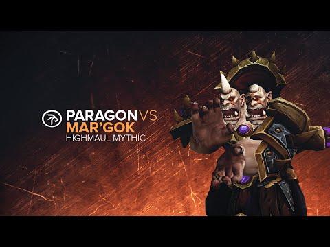 Paragon VS Imperator Mar'gok Mythic