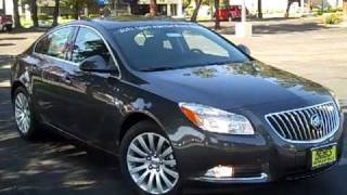 2011 Buick Regal Available at Keyes Buick in Woodland Hills