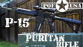 POF P-15 Puritan Rifle - Guns.com