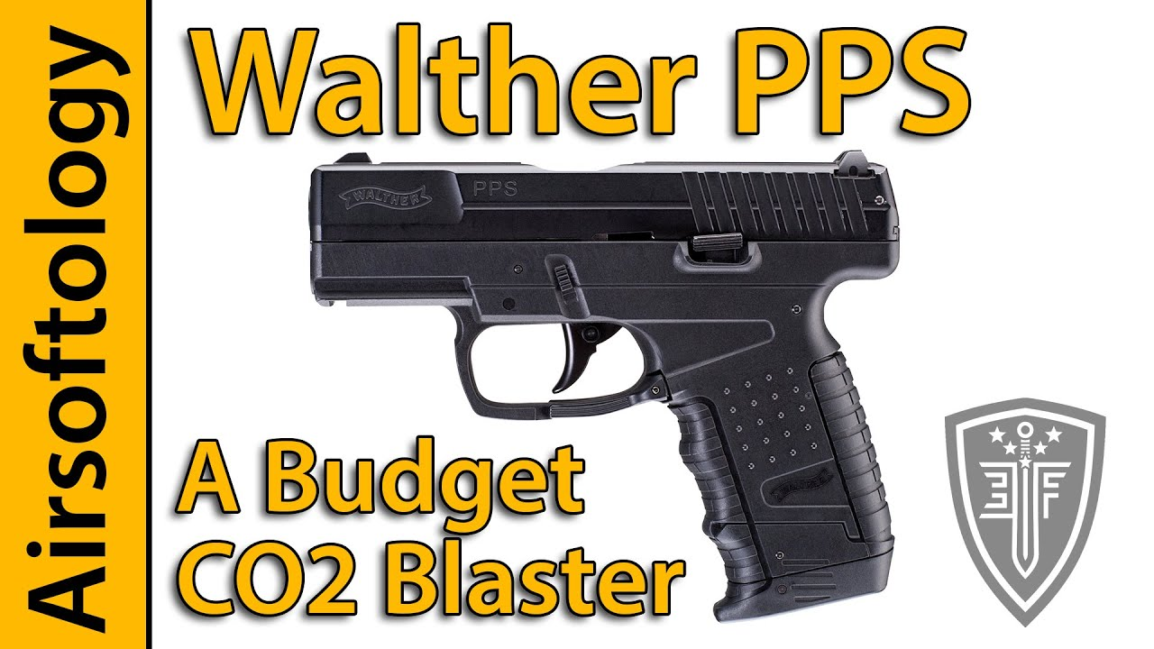 walther pps co2 pistol review elite force airsoftology gear rh youtube com Walther PPS M2 umarex walther p99 manual
