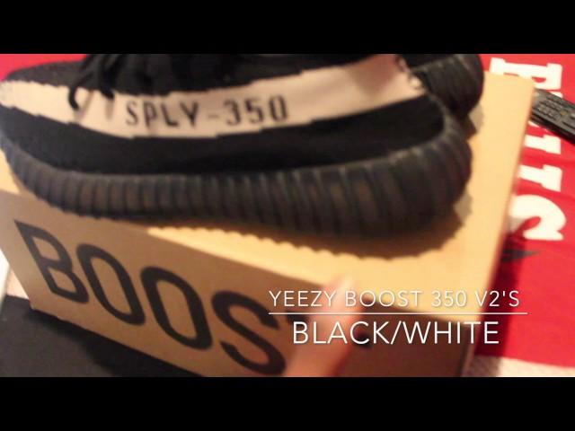 Yeezy 350 v2s!