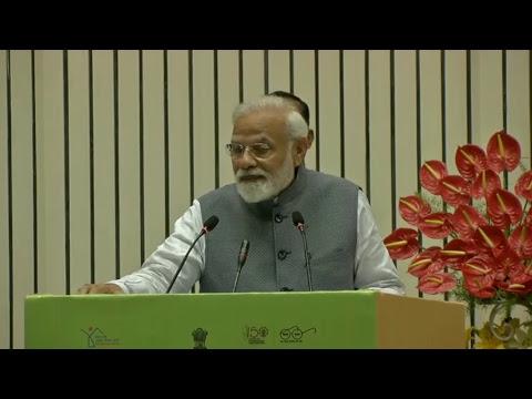 PM Shri Narendra Modi inaugurates 'Construction Technology India 2019'