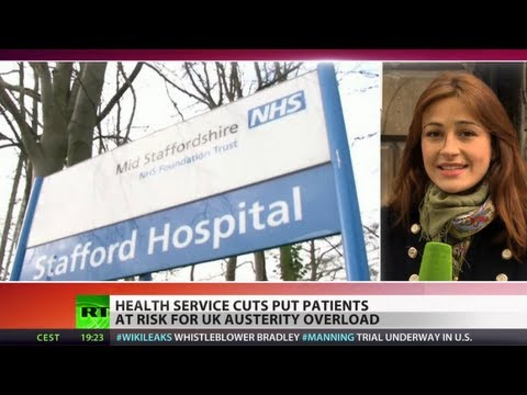 Health Lottery: NHS cuts, neglect pose great risk for patients in UK
