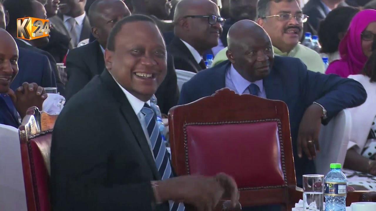 National prayer breakfast : Ruto tells off critics