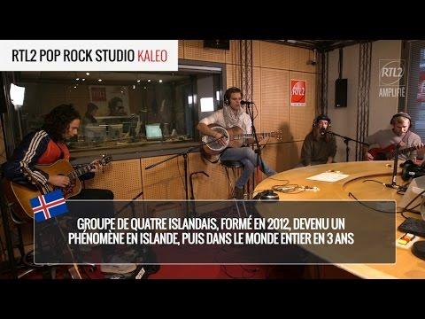 Kaleo - Way Down We Go RTL2 Pop Rock Studio